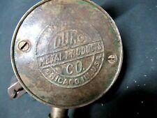 Vintage Duro Metal Products Co. No. 412 Valve Grinder - No Blade