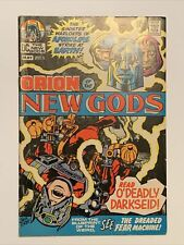 New ListingOrion of the New Gods #2 (1971) very good, ungraded, Vf+ Jack Kirby