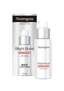 NEUTROGENA Bright Boost Night Serum 30mL