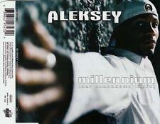 ALEKSEY Millennium (Der Countdown Läuft) MCD 1999 RAR & WIE NEU JAZZKANTINE 90s