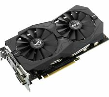 ASUS STRIX NVIDIA GeForce GTX 1050 TI Graphics Card 4GB GDDR5 PCI Express 3.0