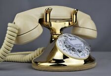 Antique Vintage Western Electric 202 Imperial Gold Plated -  Fully Restored