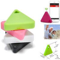 Pet Child Mini Tag Smart Tracker Bluetooth Wallet Key Finder GPS Locator Alarm