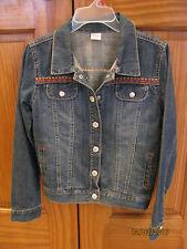 Gymboree Denim Jacket - Size Large (10/12) - Euc