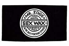 Mr Zogs Sex Wax Genuine Beach Towel