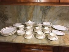 Edwin M. Knowles China Co. SEMI VITREOUS dinnerware, made in U.S.A.