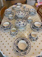 More details for vintage china dinner set: johnson