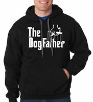 The Dogfather Hoodie Gift For Pet Lover Hooded Sweatshirt Sweater