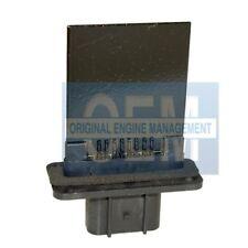 HVAC Blower Motor Resistor Front Original Eng Mgmt BMR78