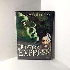 Horror Express (DVD, 2006) - Christopher Lee - Brand New!