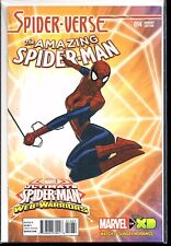 The Amazing Spider-Man #14 Spider-Verse Variant Cover NM Unread Bag and Board