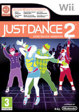 Just Dance 2 (Wii) PEGI 3+ ritmo: baile altamente calificado excelentes precios de vendedor de eBay