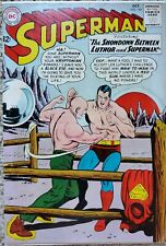 SUPERMAN #164 FN 6.0 DC 10/1963