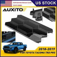 Grill Garnish Sensor Cover 53141-35060 For Toyota Tacoma TRD PRO 2018 2019 US