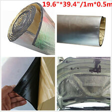 "19.6""*39.4"" Car Soundproof Carpet Underlay Acoustic liner Foam Sound Insulation"