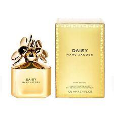 Marc Jacobs Daisy Gold 100ml Eau de Toilette Spray for Women