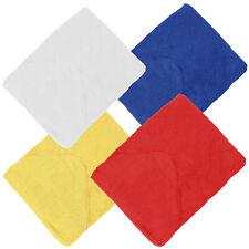 Badetuch mit Kaputze Babyhandtuch 100x100 cm Frottier Baumwolle versch. Farben