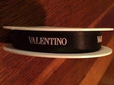 Genuine Valentino Ribbon, Gift Wrap, NEW, Designer Ribbon 13.5 Metres