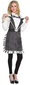Nightmare Before Christmas Movie Jack Halloween Party Favor Kitchen Apron