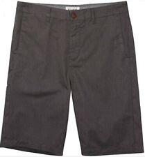 Billabong Carter Boy Shorts/Shorts Charc. Heather (Anthracite) Children Boys New