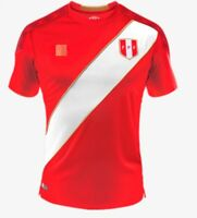 Peru Soccer Jersey - Original - Available In S -M -L