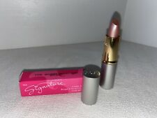 Mary Kay Signature Creme Lipstick (Pink Shimmer) 13 Oz. #001300 NEW , Old Stock