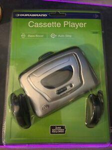 Durabrand Cassette Player 820M Base Boost Belt Clip New