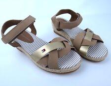 TOMMY HILFIGER Mädchen Kinder Schuhe Sandalen - Gr 31 Designer TH Shoes 7820 NEU