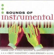 Sounds of Instrumental (1999, Polymedia) James Last, Horst Fischer, Max.. [2 CD]