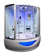 Home Deluxe Dampfdusche Whirlpool Duschkabine Fertigdusche Duschtempel Sauna