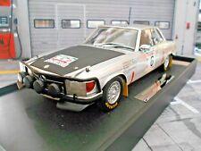 MERCEDES BENZ 450 SLC 5.0 Rallye Africa Bandama 1979 #6 Mikkola Minichamps 1:18
