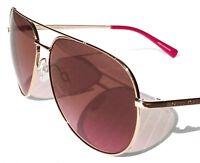 NEW* MICHAEL KORS AVIATOR ROSE GOLD 58mm MK5009 Rodinara Grad Women's Sunglasses
