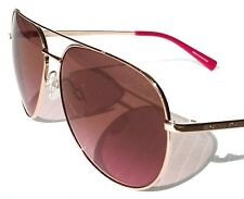 NEW* MICHAEL KORS AVIATOR ROSE GOLD 58mm MK5009 Rodinara Grad Women's Sunglasses