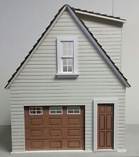 Lansdowne 1:12 scale Dollhouse One car garage/workshop