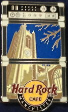 Hard Rock Cafe MANCHESTER 2009 AMP Series PIN Amplifier Cathedral - HRC #50281