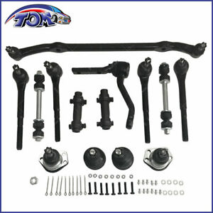 14X COMPLETE FRONT STEERING & SUSPENSION KIT FOR BUICK CHEVROLET GMC OLDSMOBILE