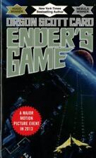 Ender's Game by Orson Scott Card paperback book FREE SHIPPING enders orlson