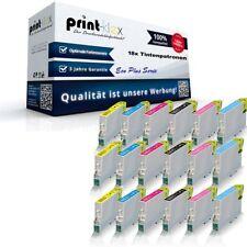 18x Kompatibel Tintenpatronen für Epson Stylus-Photo PX 730 WD 800 FW Tinten Kas