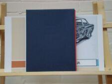 Bugatti prestige sales brochure in slipcase