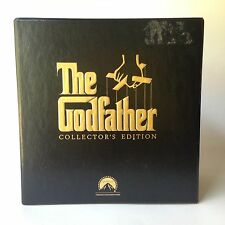 The Godfather Series Vhs Collectors Edition Directed By Francis Ford Coppola