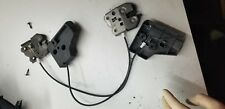 BMW E46 BACK SEAT LOCK Rear Right+Left LOAD THROUGH Folding Function 8209036