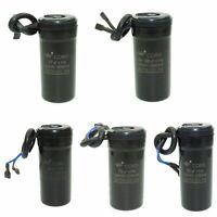 47UF/64UF/75UF/80UF/88-108UF 330 VAC CD60 Start Capacitor for AC 50/60Hz Motors