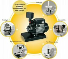Indici15 Sistema Reber 400w Tutti Gli Optional Trita Spremi Gratta Impasta .....