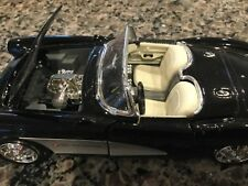 1:24 Maisto Chevrolet Corvette Convertible