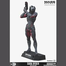 MASS EFFECT ANDROMEDA SARA RYDER COLOUR TOPS ACTION FIGURE FROM MCFARLANE TOYS