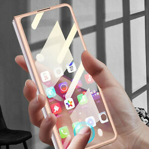 For Samsung Galaxy Z Fold3 5G Phone Case Full Protection Cover Frosted Shell New