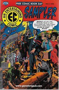 "EC (2008) SAMPLER   ""Classic Stories from EC Era Comics"" -- 8.0 Very Fine"