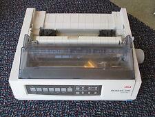 GE7200B OKI 3390 USB Dot Matrix Stampante ad Aghi - 24-Pin Microline Drucker LPT