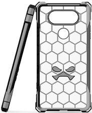 For LG V20 Case | Ghostek COVERT Ultra Slim Clear Shockproof Hybrid Gel Cover