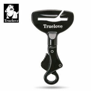 Truelove Vehicle Car Pet Dog Seat Belt Lock Harness Collar Safety Clip